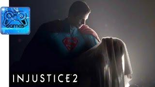 INJUSTICE 2- CG Трейлер (Cinematic)