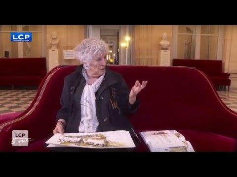 """Reportage """"L'Assemblée Nationale trait pour trait"""" LCP"""