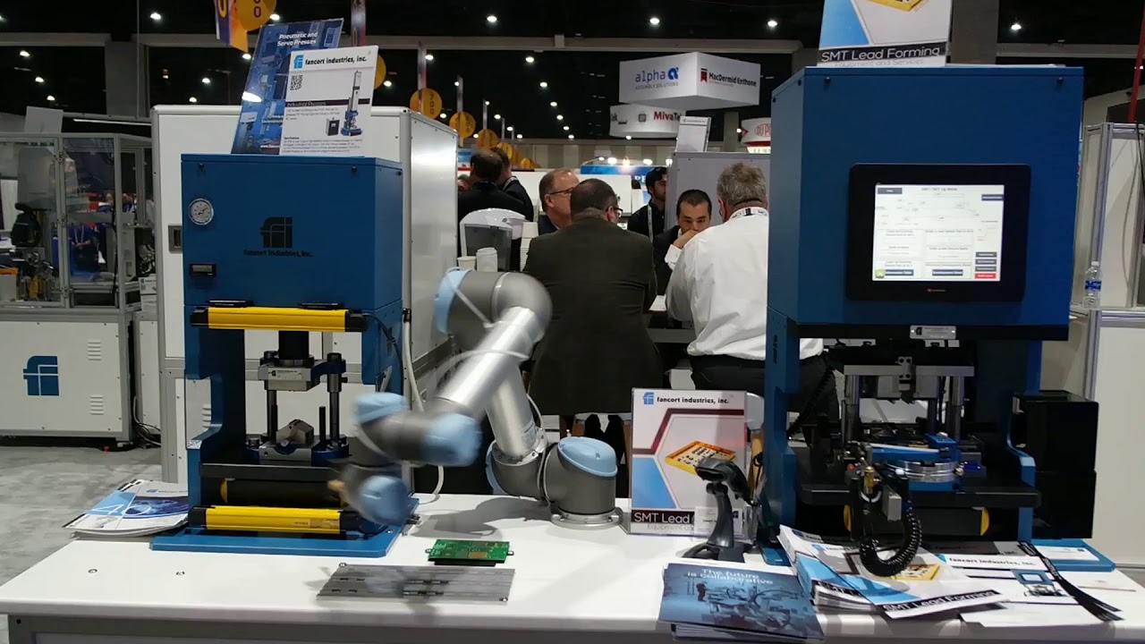 Collaborative robots from Universal Robots | Fancort