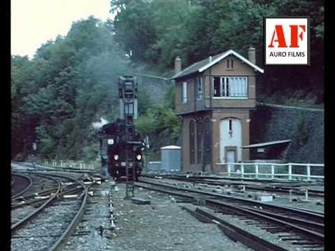 Maravillosos trenes de Francia