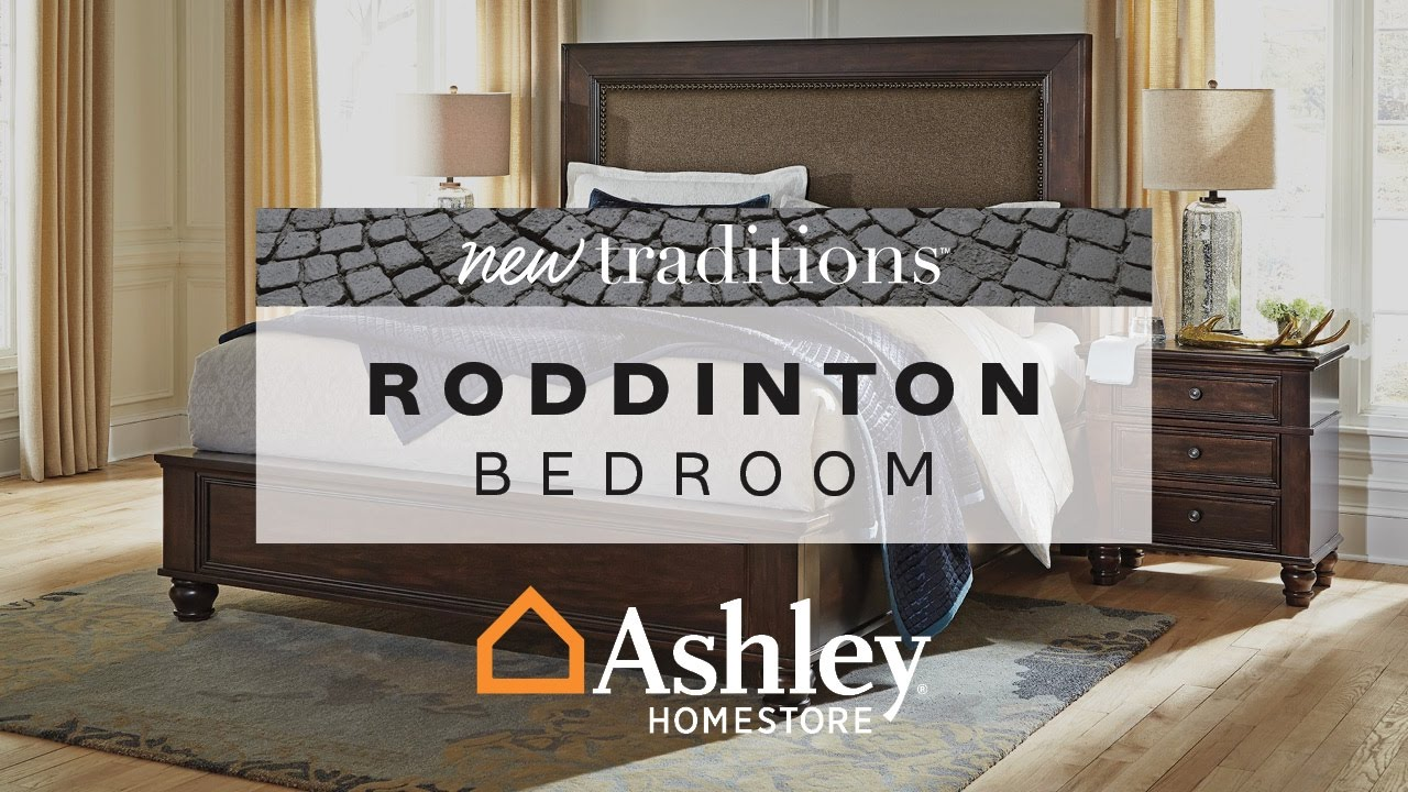 Ashley Home Roddinton Bedroom
