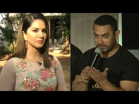 Aamir Khan's BOLD Statement on Sunny Leone...