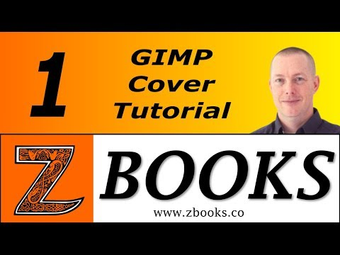 """Hunger Games Book Cover Inkscape&Gimp Tutorial-5"" By @ErocZ Of Zbooks.co"