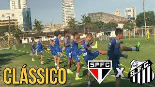 São Paulo x Santos | Notícias para o maior clássico do Brasil