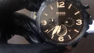 Reloj FOSSIL JR1487 - UNBOXING FOSSIL Watch JR1487 (Regaloj)