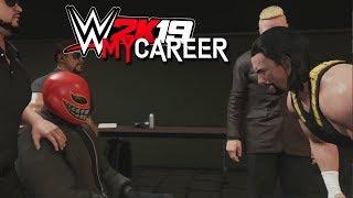 WWE 2K19 MyCareer Mode: Justin Adams - The PERFECT Plan (Part 2)