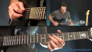 Nightrain Guitar Solo Lesson - Guns N