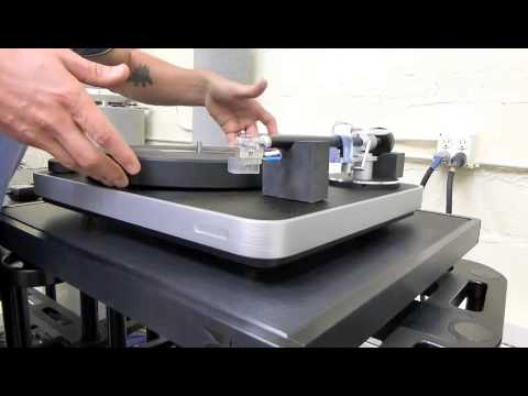 How To Set Up A Clearaudio Concept Turntable Youtube