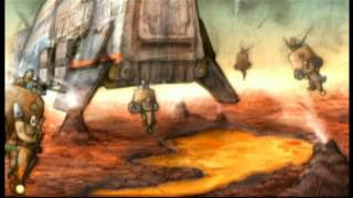 """Star Wars Starfighter """"The Making of a Game"""""""