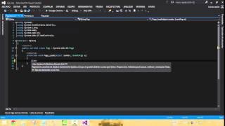 Uso simple de LINQ, utilizando como origen de datos una clase, la c...