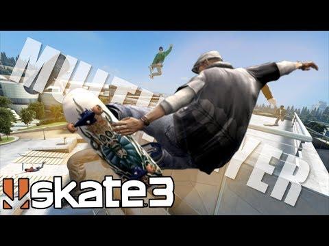 Skate 3: More Multiplayer Battles!