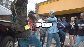 Lil Uzi Vert - Pop (Dance Video) ft. Chance The Rapper (Shot By @Jmoney1041 )