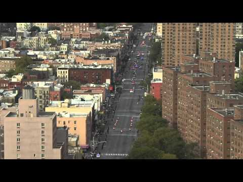 Pope Francis visit to Our Lady Queen of Angels School in East Harlem