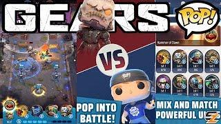Gears of War POP - Characters & Abilities, Release Date & Gears 5 Rewards! (Gears POP News)