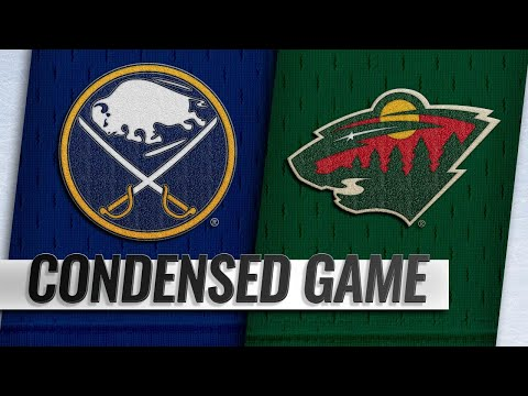 11/17/18 Condensed Game: Sabres @ Wild