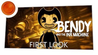 Bendy and the Ink Machine - First Look - Xbox One