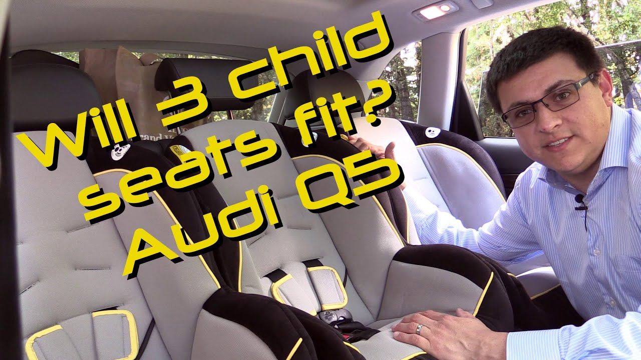 2017 Audi Q5 Child Seat Review
