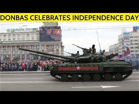 Donetsk and Lugansk