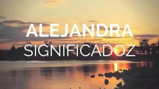 Alejandra - Significado del Nombre Alejandra