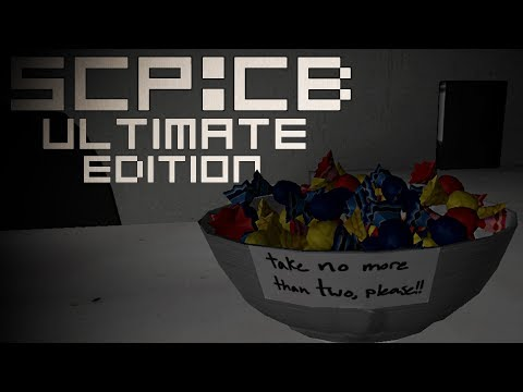 SCP:CB Ultimate edition FLESH HUNGRY CANDY! (Part 4)