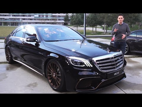 2019 Mercedes S65 AMG - FINAL V12 S Class NEW Review Sound E