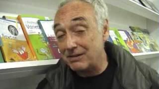 Luca Novelli alla Fiera del Libro di Bologna  2009