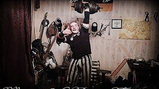 Виктор Блуд - Швунг 70 кг На Двойном Бульдоге От Силачей Старой Школы