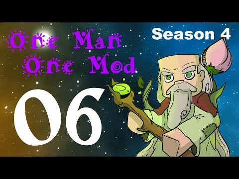 1 12 Modded Minecraft OMOM Season 4: Thaumcraft 6 Episode 6