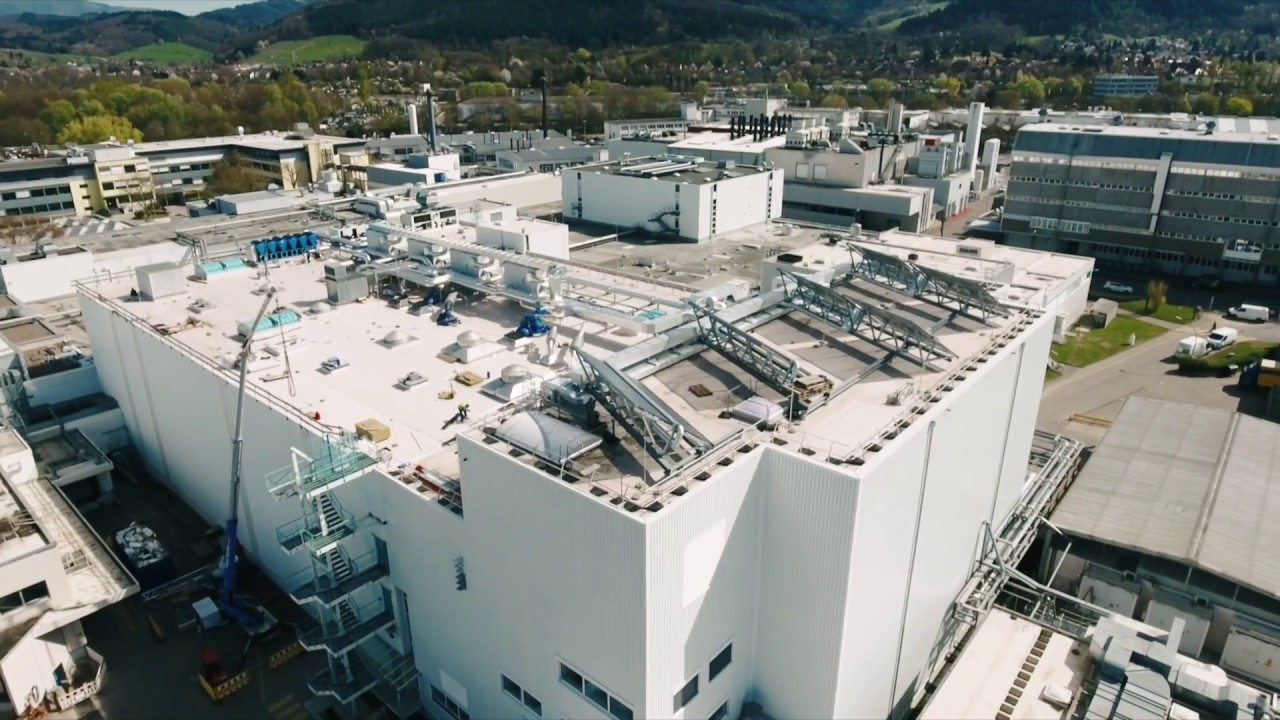 Hecht Pfizer Continuous Manufacturing In The Pharmaceutical Industry Youtube