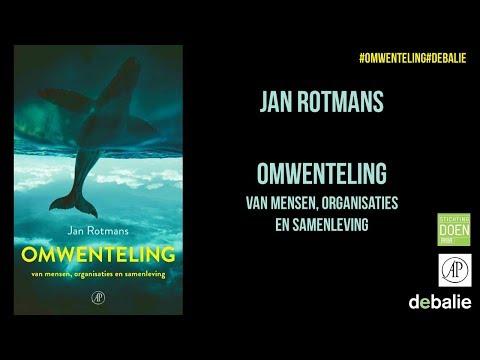 Omwenteling met Jan Rotmans