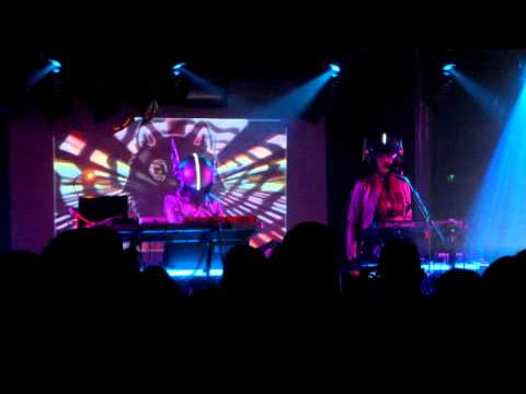 Vile Electrodes: Empire Of Wolves - Silicon Dreams, Liverpool, June 7th 2014