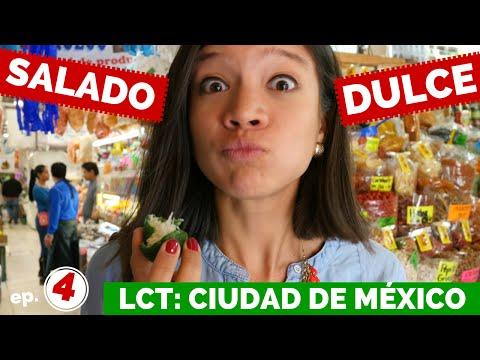 Comida Callejera en México D.F. - Ep. 4 La Cooquette Travels: Ciudad de México