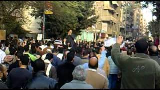 Protests in Tanta 1 February 2011 #3