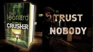Crusher by Niall Leonard - book video trailer