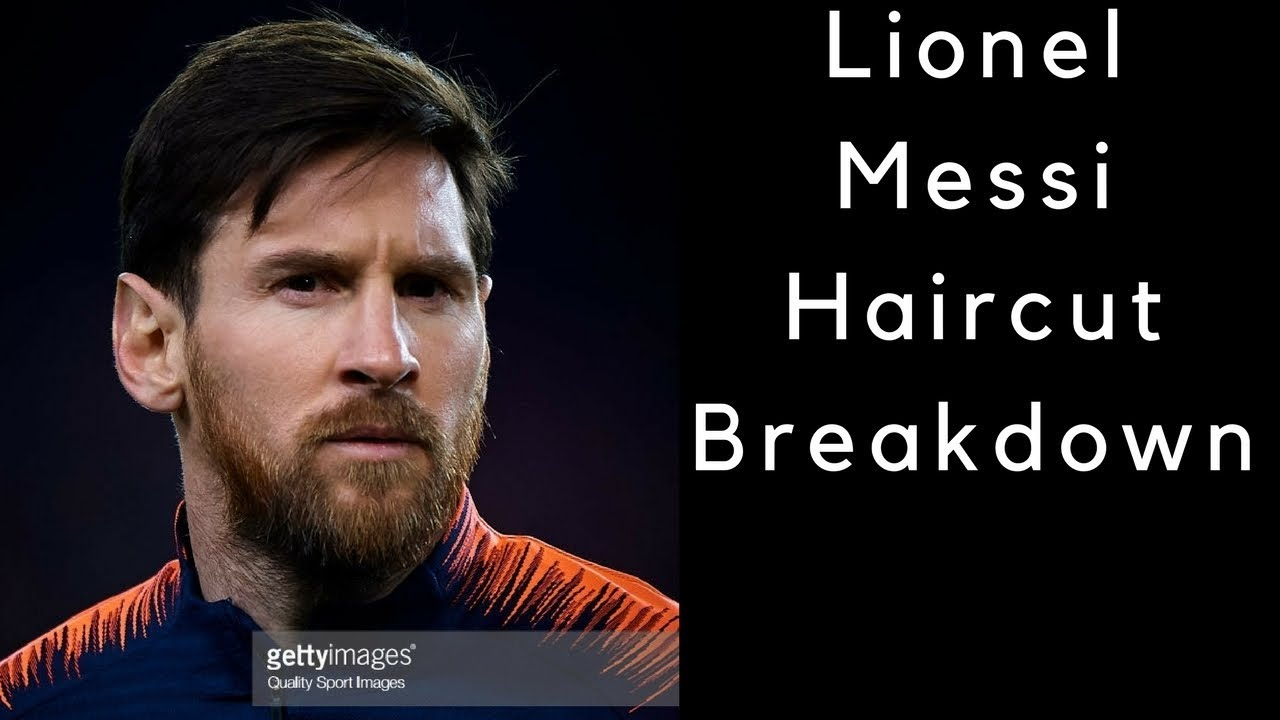 lionel messi 2018 haircut breakdown - thesalonguy - youtube