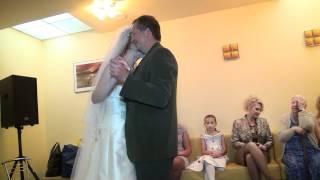 Танец отца и дочери на свадьбе.mpg