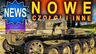 Nowe czołgi, patch i coś jeszcze - NEWS - World of Tanks
