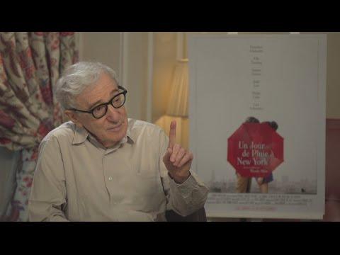"""À l'Affiche ! - Woody Allen : """"Ce n'est pas important si mon film est privé de salles aux États-Unis"""""""