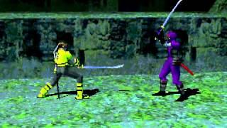 Bushido Blade 2 PSX Story Longplay