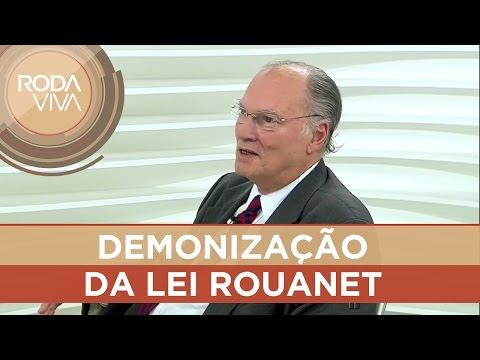 Precisamos acabar com a demonização da Lei Rouanet, diz Roberto Freire