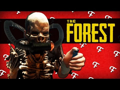 The Forest - Ep. 3: Weapons and Gear! (CO-OP - Comedy Gaming)