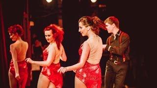 Бачата танец. Школа танцев Dance Life. Латиноамериканские танцы видео.