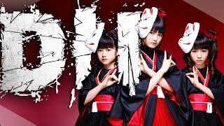 Babymetal - Megitsune (Alexander S. Dubstep Remix) ~ Hear it, Feel ...
