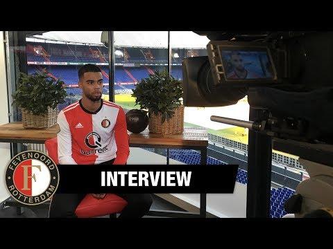 Interview | Jeremiah St. Juste over eerste periode bij Feyenoord