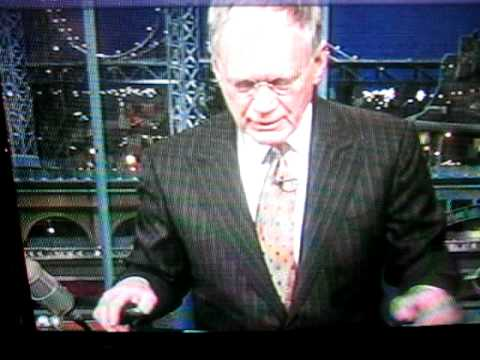 """Brainerd Dispatch on Letterman's """"Small Town News"""""""