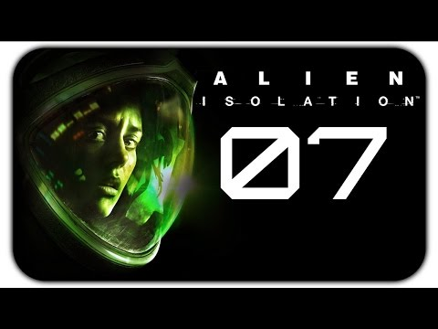 Alien: Isolation (#7) Krok do śmierci