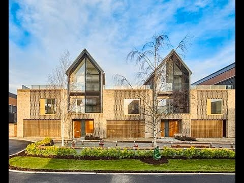 Countryside Properties - The Windham   @ ABODE, Great kneighton, by Showhomesonline