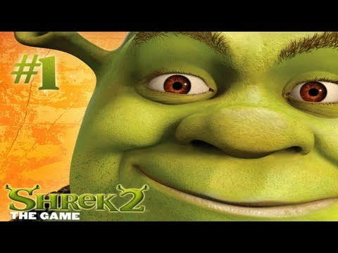 Shrek [Шрек] 2 The Video Game прохождение - Серия 1