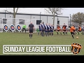 Sunday League Football - TARGET PRACTICE