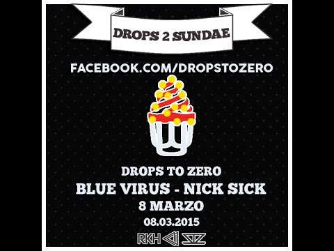 Nick Sick & Blue Virus - 8 Marzo (prod. Drops To Zero) - #D2S
